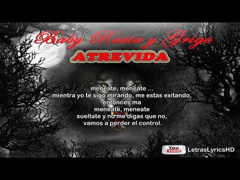 La Atrevida - Baby Rasta y Gringo (Original) (Con Letra) ★REGGAETON 2012★