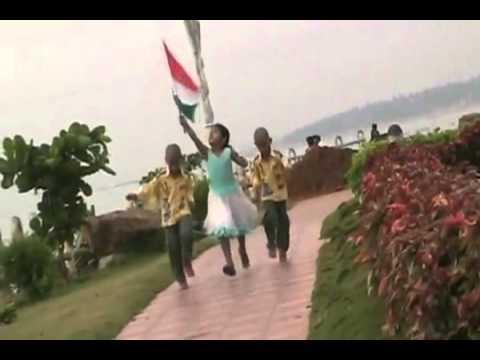 A.R. Rahman- Vande Mataram -- Maa Tujhe Salaam song