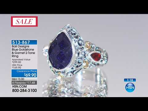 HSN | Designer Gallery Jewelry Clearance up to 60% Off 08.31.2017 - 06 PM