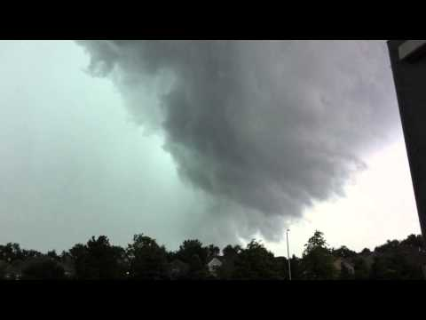 7/6/15 Overland Park Severe T-Storm Tornado Warning