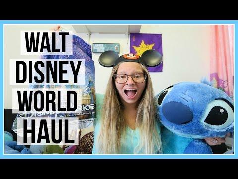 WALT DISNEY WORLD HAUL | APRIL 2016 ♡
