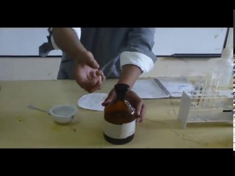 Obtencion del cloruro de plata instituto vicente fierro tulcan sexto D