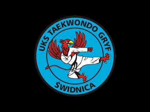 Kadra UKS Taekwondo Gryf Świdnica Na ME W Częstochowie 2017