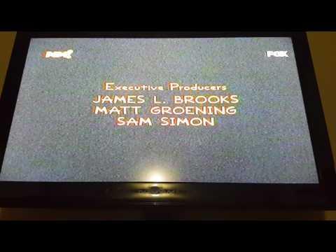 Los Simpsons Credito 2009 Y Intro 1991