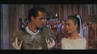 The Robe(1953) - FinaleHallelujah