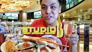 Best Hidden Buffet in Vegas - Studio B Buffet @ M Resort