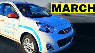 Nuevo Nissan March 2018 ¿Mejor Auto SubCompacto El Mas Rápido? Prueba!