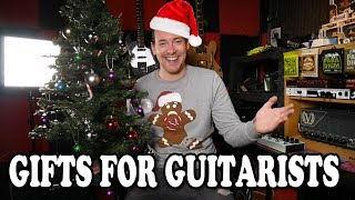 Recommended Gifts For Guitarists That I Actually Own & Use!