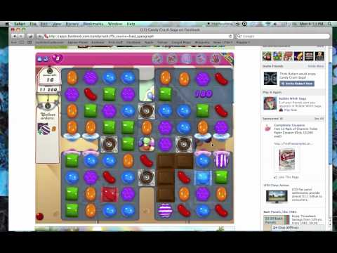 Candy Crush Saga level 162