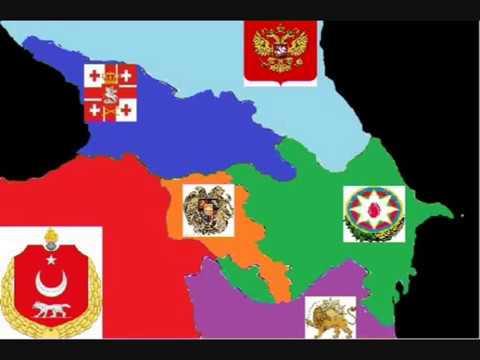 Alternate Turkish -Azerbaycan vs Georgia Russia Armenia War