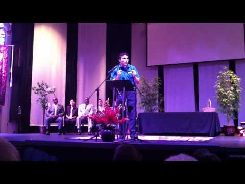 8th Grade Commencement for The Neighborhood School at Victory University - 05/17/2012