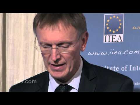 Commissioner Janez Potocnik on Green Growth for Ireland and Europe -19-Nov-2012-IIEA