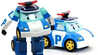 Poli Cars for Children Robocars Poli Toys Car Toys for Kids