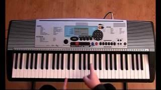 Nauka gry na keyboardzie dla początkujących