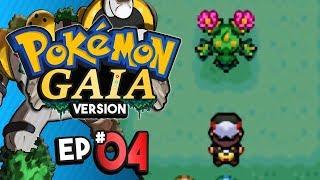 Pokemon Gaia 3.0 GBA Rom Hack part 4 HIDDEN GROTTO! Gameplay Walkthrough