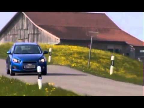 Chevrolet Aveo Хэтчбек 2012.Тест драйв