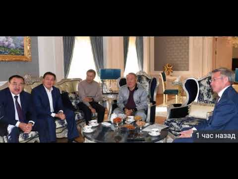 Как Назарбаев смотрел бой Головкина с Альваресом!!!