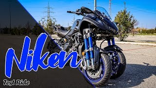 DUE RUOTE IS MEGLIO CHE ONE?! - YAMAHA NIKEN   Recensione - Test Ride