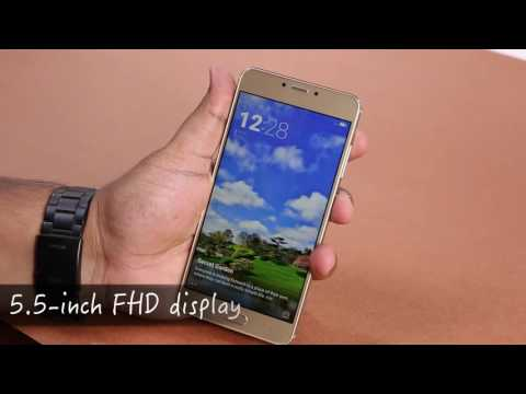 Gionee S6 Pro: First Look | Hands on | Price