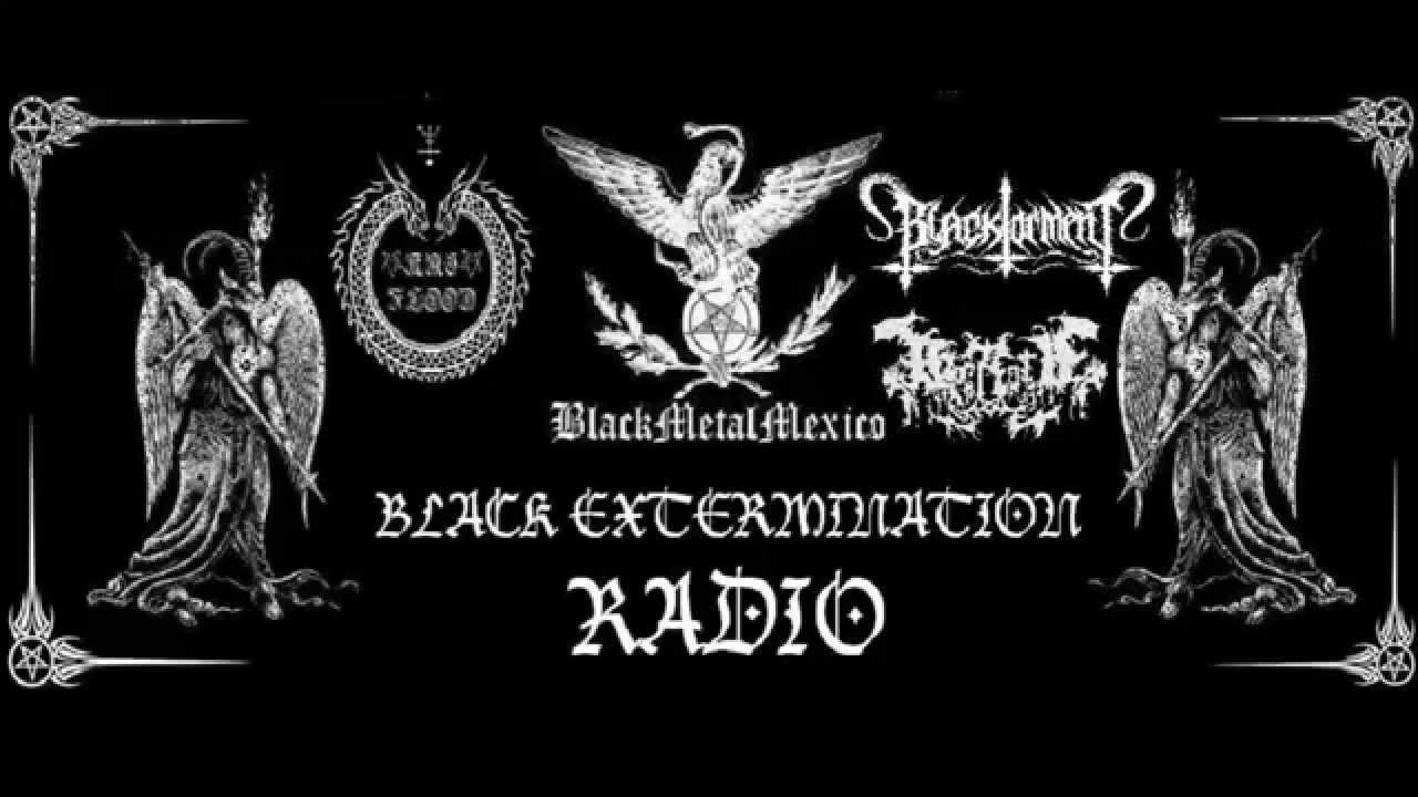black metal radio - YouTube