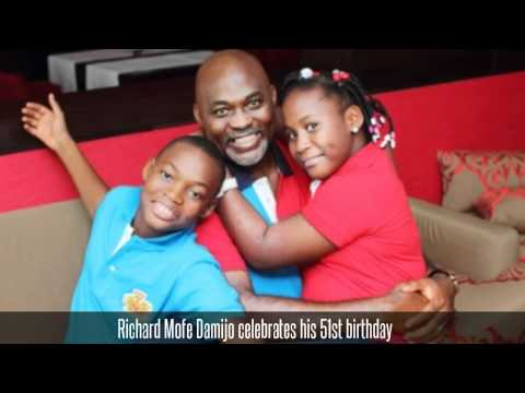 Richard Mofe Damijo celebrates his 51st birthday