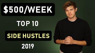 10 Uncommon Side Hustles To Make Money (2019)