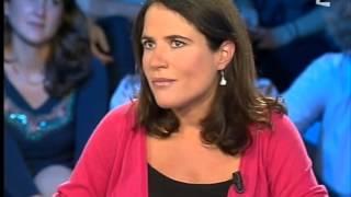 Mazarine Pingeot - On n'est pas couché 8 septembre 2007 #ONPC