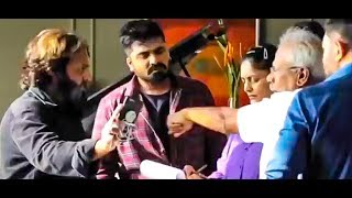 Why Simbu? : CCV Writer & Actor Siva Ananth Interview about Maniratnam and STR