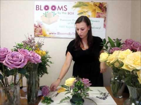How To Make A Wedding Centerpiece