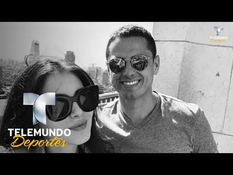 Andrea Duro aviva los rumores de su ruptura con el Chicharito | Deporte Rosa | Telemundo Deportes