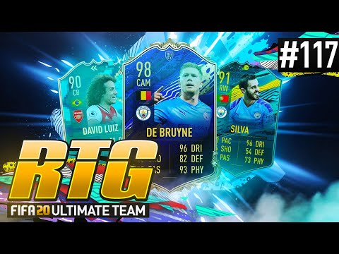 INSANE FIRST OWNER PREMIER LEAGUE TEAM! - #FIFA20 Road to Glory! #117 Ultimate Team