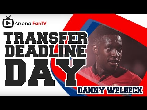 Breaking News - Danny Welbeck Linked with Arsenal Transfer Deadline Day