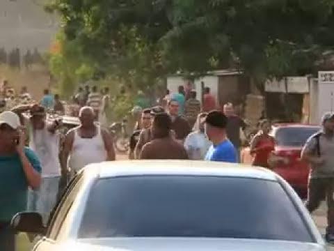 Tiroteo en la Carcel de Sabaneta en Maracaibo