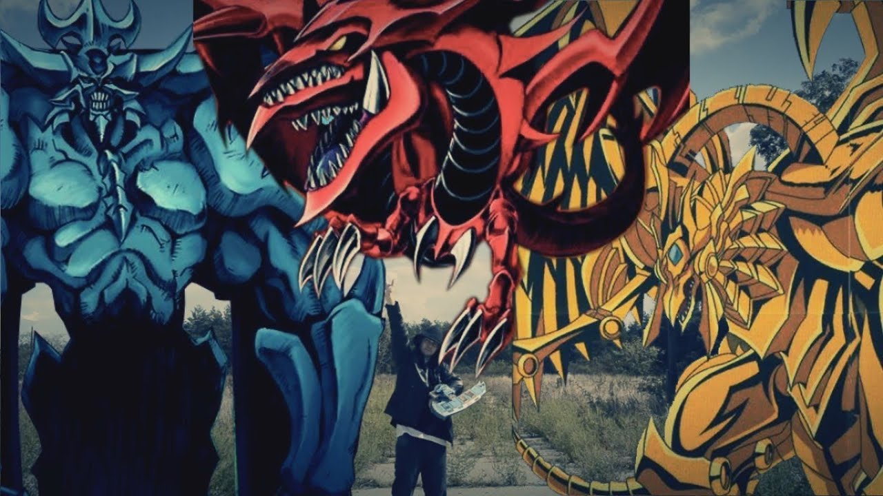 Yugioh Monsters Wallpaper Yugioh Real Life Duel The