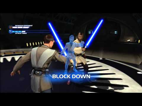 Kinect Star Wars - Gameplay [Part 01]