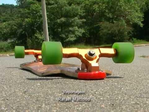 Matéria Longboard - Se Joga