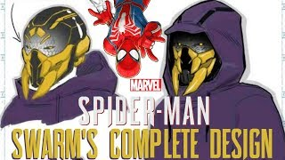 Spider-Man PS4: SWARM'S COMPLETE DESIGN!!! City at War HYPE, GWEN STACY(?), & More!!!