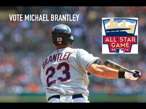 Michael Brantley 2014 First Half Highlights