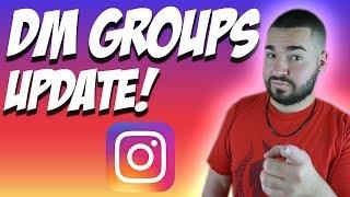 NEW DM GROUP INSTAGRAM UPDATE (AUGUST INSTAGRAM UPDATE)