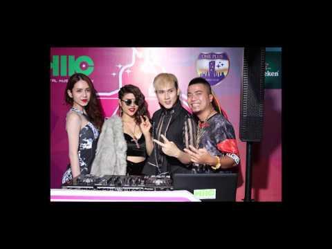 DMC Saigon | Miss DJ Contest 2015 | Radio FM89MHz