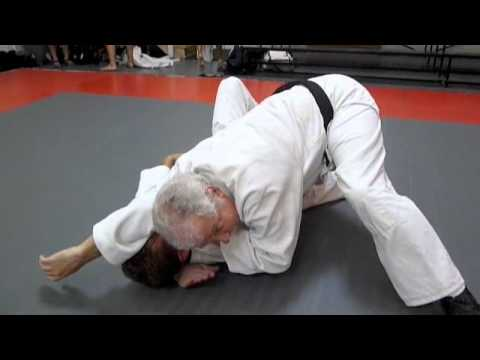 Judo: An Unusual Submission from Kata Gatame Image 1