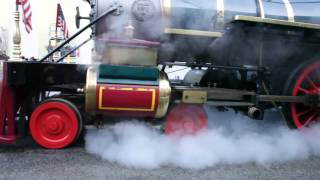 A Day in the Disneyland Railroad Roundhouse