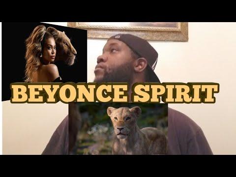 Beyonce - Spirit | Original Song From Lion King | Reaction|
