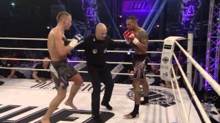 Zondag 12 April - 2015 - World Fighting League - Errol Koning vs Dennis Ipema