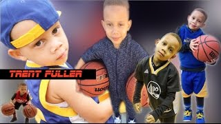 🔥🔥Next Steph Curry | 4 YEAR OLD PHENOM | Trent Fuller | FAMOUS KIDS 🔥🔥