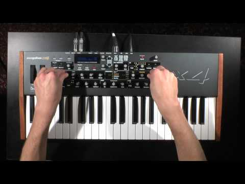 Mopho x4 Demo- Dave Smith Instruments