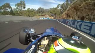 Full HD Onboard Bathurst, Fastest Ever Lap - James Winslow - Victory After Outside Pass Hells Corner