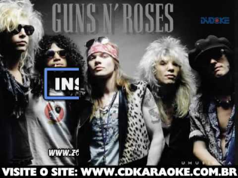 Guns N' Roses   Sweet Child Of Mine