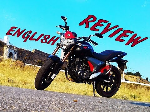 Review Keeway RKV 125 - English