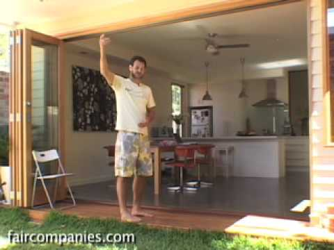 Passive solar remodel of small Melbourne laneway home (+ rainwater capture)